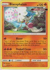 Pokemon TCG SM Unbroken Bonds 32/214 Blacephalon Black Star Rare Card