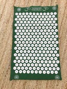 Shakti mat - bed of nails - green
