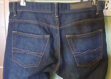"""ZARA MAN ZM Jeans~Sz.30"""" Length 30""""~Dark Wash~Skinny Jeans-GLOBAL"""