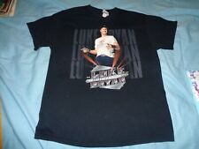 "Luke Bryan "" That's My Kind of Night Tour 2014"" Tee [ medium ] C"