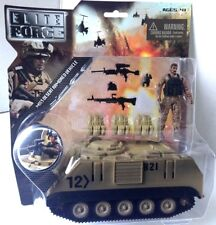 Elite Force M113 DESERT ARMORED VEHICLE  Military with action figure