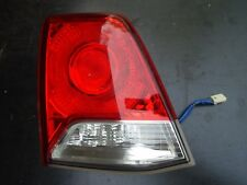 Genuine Toyota Landcruiser 200 series inner Left tail light tailgate 2012 - 2015