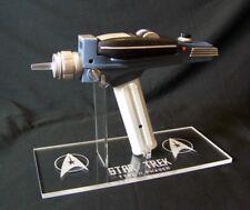 1 x  Acrylic Display Stand - Diamond Select Star Trek Classic Phaser