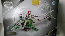 PRICO' METAL BUILDING COSTRUZIONI METALLO ELICOTTERO 426 PEZZI ART 35458