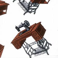 Cuarto gordo Coser y decir las máquinas de coser de algodón acolchado fabric-blank Quilting