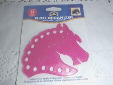 1 x DMC floss organizer