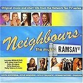 CD & DVD Neighbours - The Music (TV Soundtrack)(Angry Anderson,Stefan Dennis etc