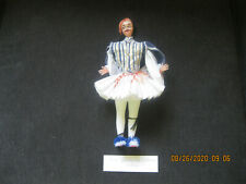 Vintage European Doll From Greece Handmade Ethnicities Cultures Bought 1982 10""