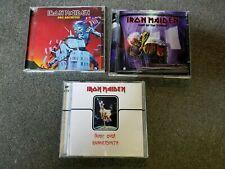 IRON MAIDEN Beast Over Hammersmith BBC Archives Best B'Sides CD Eddie's Archive