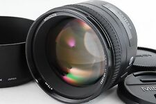 [Excellent-] MINOLTA AF 85mm f/1.4 G Lens for Sony Minolta Alpha Mount (A291)