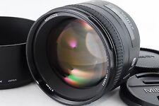 [Excellent-] MINOLTA AF 85mm f/1.4 G Lens for Sony Minolta Alpha Mount (A291)