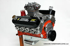 632ci Big Block Chevy Pro Drag Race Engine 1000hp+ Built-To-Order Dyno Tuned
