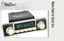 für VW Bus T1 T2 1958-85 Oldtimer Auto Radio DAB+ UKW USB Bluetooth AUX-in