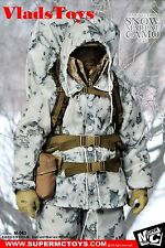 SUPERMCTOYS 1:6 Marine Corps Snow Marpat camouflage suit set M-063 USA Dealer