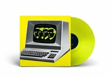 Kraftwerk Computerwelt German Version LTD 180g Yellow Vinyl 2020 KlingKlang