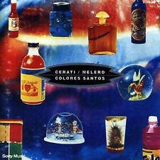 Gustavo Cerati / Daniel Melero - Colores Santos (New Sealed CD)