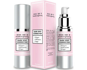 Dark Spot Corrector Serum - Age and Sun Spots Remover - Hands, Face, Neck.