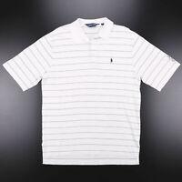 POLO RALPH LAUREN Golf White 00s Short Sleeve Polo Shirt Mens M