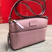 BNWT KATE SPADE Millie Grove Street Leather Bag RRP £175 WKRU4194 100% Genuine