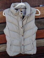 20025  Womens GAP Winter Edition PUFFER SKI VEST ~ Sleeveless Jacket M Medium