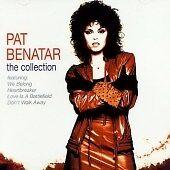 Pat Benatar : The Collection CD (2002) NEW #B2