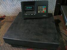 "TOLEDO Model 2095 base+ 8580 display (w/20"" X 20""  Base) 0-150lbs Scale(0.000)"