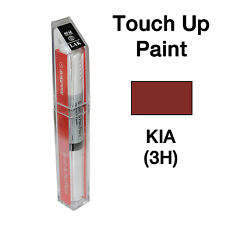 KIA OEM Brush&Pen Touch Up Paint Color Code : 3H - Volcanic Red