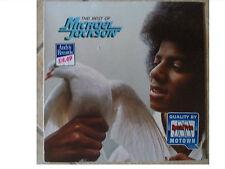 MICHAEL JACKSON * THE BEST OF MICHAEL JACKSON * GERMAN LP WL 72063 PLAYS GREAT