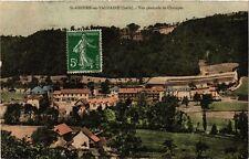 CPA  St-Geoire-en-Valdaine (Isére) - Vue généralede Champet   (247401)