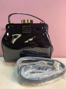 Lulu Guinness Sml Eva Patent Leather Women's Handbag- Defective | Box(14)