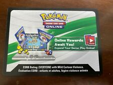 Pokemon Trainer's Toolkit PTCGO Code Card Fast Email Delivery!