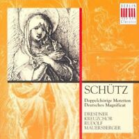 einrich Schütz - Schütz: Motets for Double Choir [IMPORT] [CD]