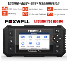 OBD2 Car Diagnostic Tool Engine ABS SRS EPB Oil Reset Gearbox CVT Scan Scanner