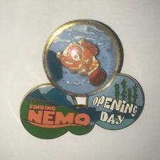 Disney Pin Nemo Opening Day Bubble Le 3000 Wdw