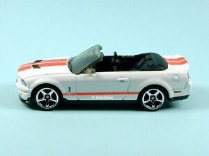 MATCHBOX / 2007 Shelby GT500 Convertible (White) / SUPERFAST.