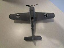 Built Eduard 1/48 FW-190A-4 Luftwaffe Fighter