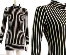 Markenlose taillenlange Damen-Pullover & -Strickware mit Rollkragen