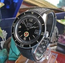 Blancpain Aqua Lung Fifty fathoms watch  No radiations Automatic  Rayville S.A
