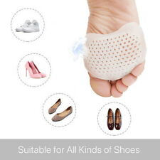 Metatarsal Pads Breathable & Soft Gel Ball of Foot Cushion Forefoot Pads