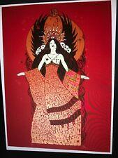 2009 Roadburn Festival Poster by Malleus