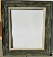 Vintage carved wood Western style frame fits 16 x 20 painting