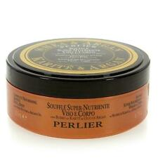 Perlier Shea Butter and Argan Oil Nourishing Souffle for Face and Body