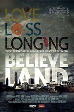 ESPN Films: 30 For 30 - Believeland [New DVD] Full Frame