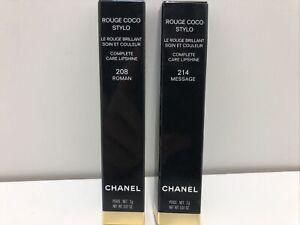 Chanel Le Rouge Stylo Brillant Soin Et Couleur  Lip Crayon 261 Excess