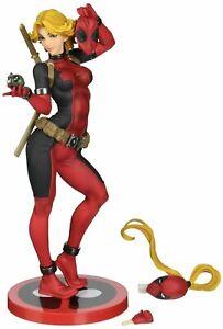 Kotobukiya Bishoujo LADY DEADPOOL 1st Edition Figure EXCELLENT Condition Marvel
