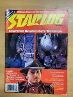 OCT 1981 STARLOG MAGAZINE #51 SCI-FI - WILLIAM SHATNER ON NEW STAR TREK PROJECT