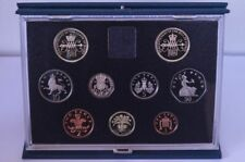 1989 Claim of rights £2 BUC rarest coin in Royal Mint Proof Coin Set
