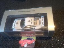 SPARK MINIMAX PORSCHE 997 GT3 CUP PORSCHE MOBIL 1 SUPERCUP 2008 VELTINS R. RAST