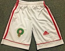 Adidas FRMF Morocco Soccer Federation Royale Marocaine Football Shorts Youth 14