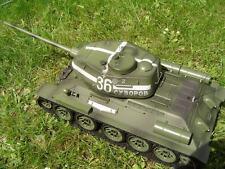T34/85 RC-Panzer 1:16 von WSN - unbenutzt